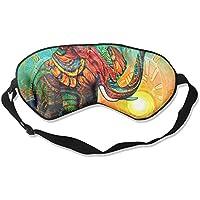 Colorful Elephant Art Sleep Eyes Masks - Comfortable Sleeping Mask Eye Cover For Travelling Night Noon Nap Mediation... preisvergleich bei billige-tabletten.eu