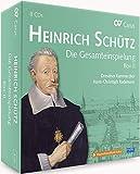 Heinrich Schütz : Intégrale de l'oeuvre, vol. 2. Rademann.
