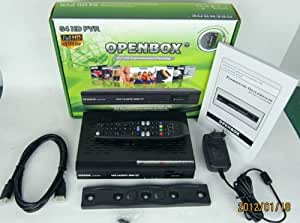 Newest Openbox S4 Full HD Linux OS Satellite Receiver STB Support Youtube Google USB WiFi DHLHD Récepteur satellite
