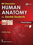 B.D.Chaurasia Human Anatomy for Dental Students With CD and Wall Mart