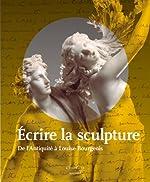 Ecrire la sculpture de Sophie Mouquin