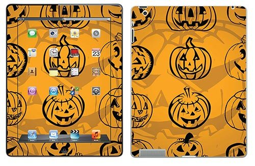 Royal Wandtattoo RS. 79981selbstklebend für iPad 4, Design - Halloween Wandtattoos