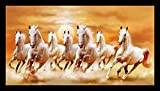#7: PAF Seven Running Horses||Vastu Painting For Home And Office Pooja Art