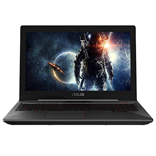ASUS FX503VM-DM042T 15.6-Inch Gaming Laptop (Black) - (Intel i5-7300HQ Processor, Nvidia GTX 1060 Dedicated Graphics, 8GB RAM, 1TB HDD + 128GB SSD, Windows 10)