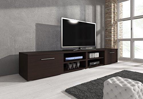 tv-mobel-lowboard-tv-element-tv-schrank-tv-stander-entertainment-vegas-eiche-dunkel-wenge-240-cm