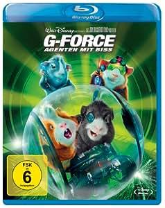 G-Force - Agenten mit Biss [Blu-ray]