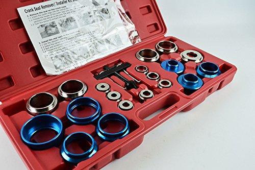 Kurbelwelle Nockenwelle Oil Seal Remover Installer Installation set Kit Tool (Kurbel Installation Werkzeug)