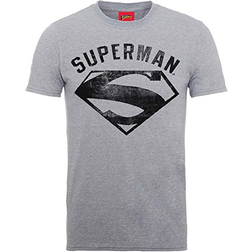 herren-t-shirt-grau-xx-grosse-dc-comics-superman-spruhfarbe-offiziellen
