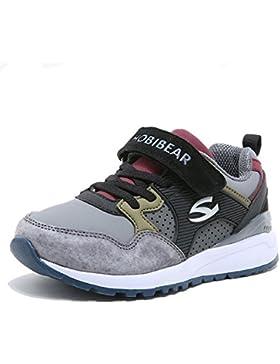 Sneaker Kinder Hallenschuhe Jungen Laufschuhe Mädchen Schulsport Outdoor Sportart Schuhe für Unisex-Kinder