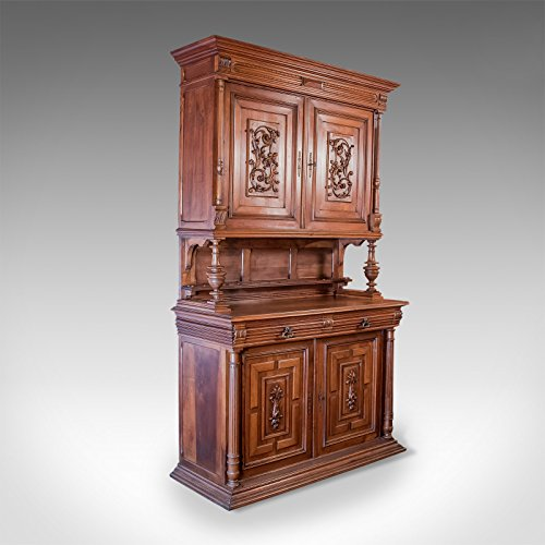 London Fine Antiques French Antik Show Schrank, viktorianisches Circa 1890 -