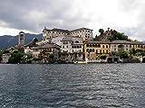 HCYEFG Puzzle Fai-da-Te Puzzle da 1000 Pezzi Isola di Orta San Giulio, Lago D'Orta, Italia per I Bambini Giocattoli Educativi di Puzzle per Bambini