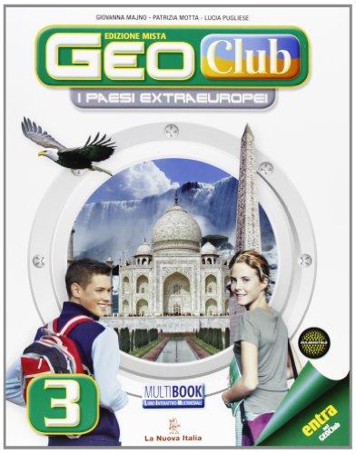 Geoclub. Per la Scuola media. Con espansione online: 3