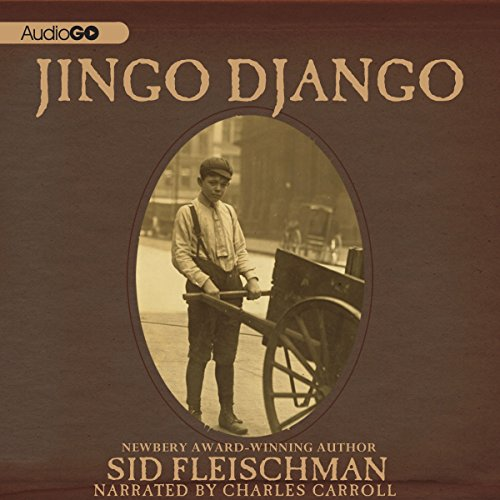 Jingo Django  Audiolibri