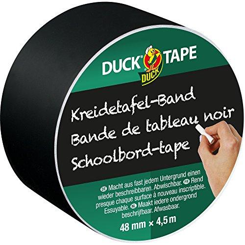 l - beschreibbares Klebeband zum Beschriften und Notieren 47mm x 4.5m (Duck Klebeband)