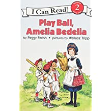 Play Ball, Amelia Bedelia Book and CD