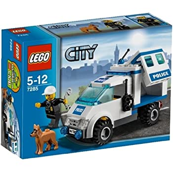 LEGO City 7285: Police Dog Unit