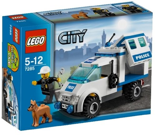 LEGO-City-7285-Police-Dog-Unit