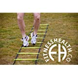FH Speed Training Ladder Fast Footwork Agility Drills Aid