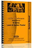 Allis Chalmers HB-112 Lawn & Garden Tractor Service Manual