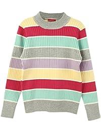 Lilliput Baby Girls Sweaters (8907264022583_Multi_0-6 Months)