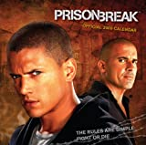 Official Prison Break Calendar 2009 2009