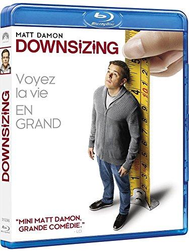 Downsizing [Blu-ray] [FR Import]