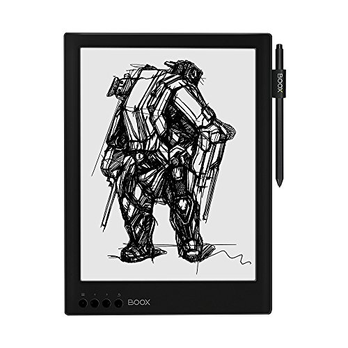 BOOX Max 2 eReader, 13,3 Zoll Dual-Touch E-Ink Carta Display, Android 6.0, als Zweitmonitor, 2GB+32GB, 4100mAh WLAN+BT
