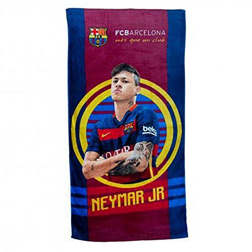 FC Barcelona asciugamano, Ragazzo, Neymar
