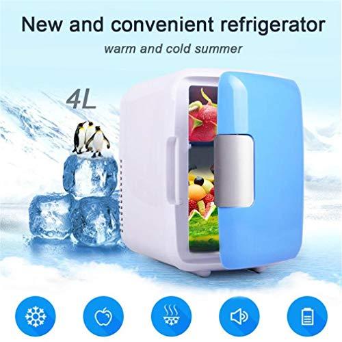 Zyx Pequeño Mini refrigerador refrigerador portátil