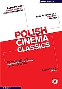 Polish Cinema Classics [DVD] [1958]
