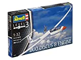 Revell 03961 - Motoplaneur Duo Discus & Moteur...
