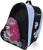 Fafada Roller Ice/Roller Skating Bag Shoulder Nylon Lightweight Carry Sport Hockey Bag