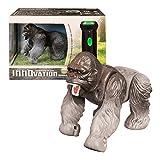 Global Gizmos Batteria 54650' a infrarossi Telecomando Torcia Argento della Gorilla luci e Suoni Toy