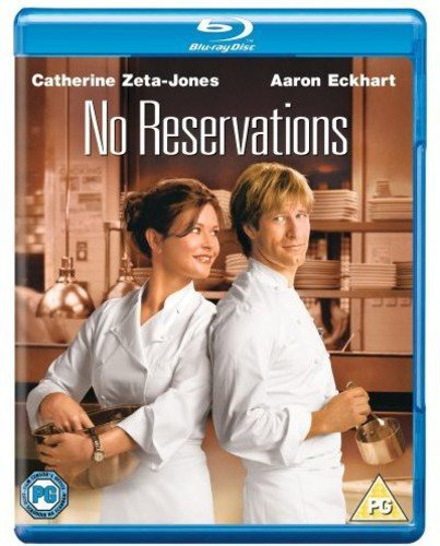 No Reservations [Blu-ray] [UK Import]