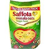 #9: Saffola Oats - Veggie Twist with Masala, 400g Pouch