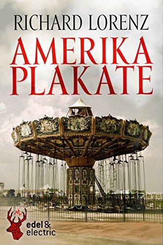 Buchseite und Rezensionen zu 'Amerika-Plakate' von Richard Lorenz