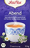 Yogi Tea Abend Tee Bio, 3er Pack (3 x 30,6 g)
