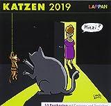 Katzen – Postkartenkalender 2019