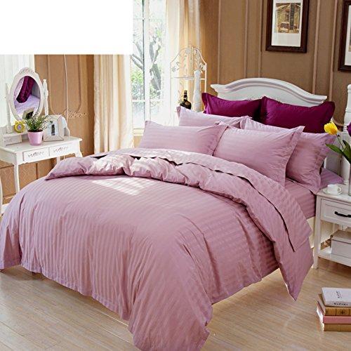 UYDBKSJABM Reiner Baumwolle Sommer Quilt Baumwolle Decke erhöhen den Bettbezug-E 245x270cm(96x106inch) (96 X Bettbezug 106)