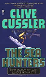 The Sea Hunters by Clive Cussler (1997-08-01)