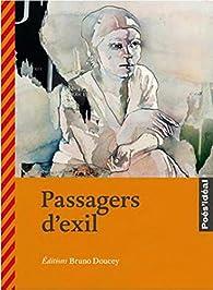Passagers d'exil par Bruno Doucey