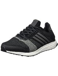 adidas ultra boost st m - Zapatillas de running para Hombre, Negro - (NEGBAS/HIEMET/GRPUDG) 50 2/3