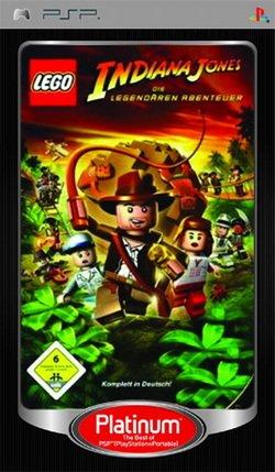 Lego Indiana Jones - Die legendären Abenteuer - Platinum