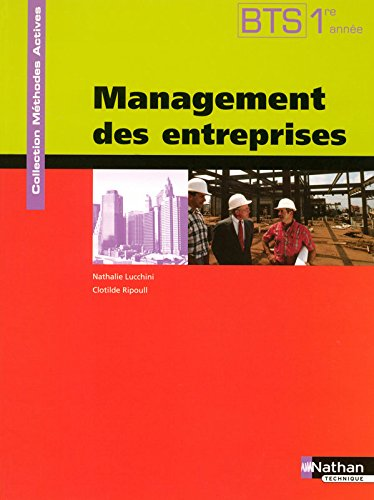 Management des entreprises BTS 1