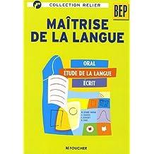 Maîtrise de la langue BEP by Annie Couderc (2005-04-27)