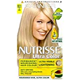 Garnier Nutrisse Ultra Color Permanent Hair Colour 10.1 Ice Blonde