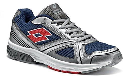 Lotto , Chaussures de marche nordique pour homme gris/noir gris/bleu