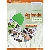 Azienda passo passo insieme. Vol. unico. Con e-book. Con espansione online. Per gli Ist. tecnici