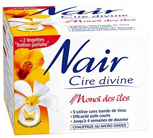 Nair - Cire Divine Monoï des îles - 400 g