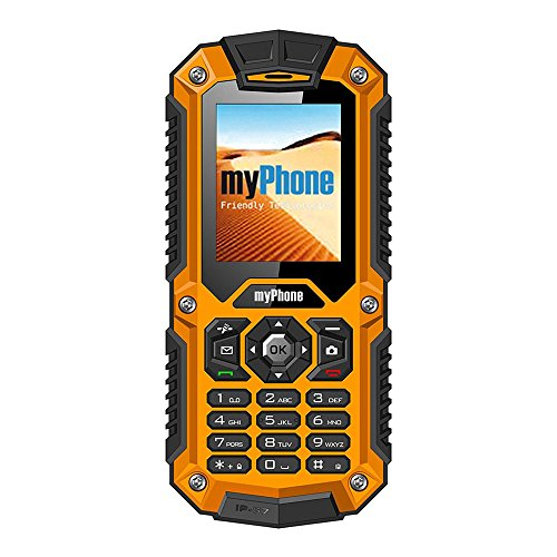 MyPhone 205948Martillo Teléfono Móvil Dual SIM
